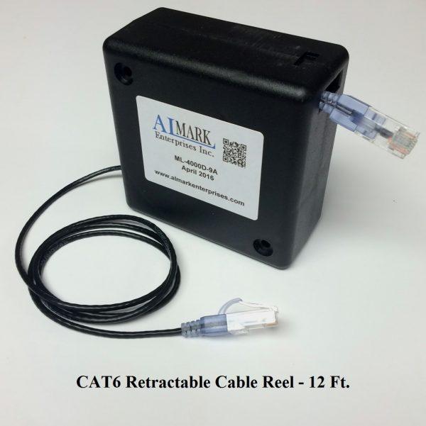 CAT6 Cord Reel